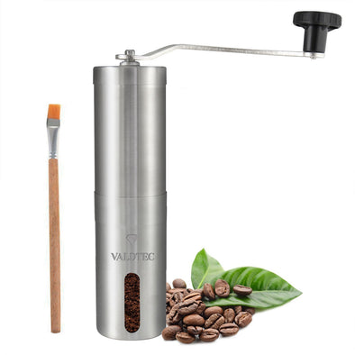 [Affordable Online Women's Fashion & Beauty Shop Online]-ibspotSteel Coffee Bean Grinder