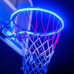 LED Lighted Basketball Rim