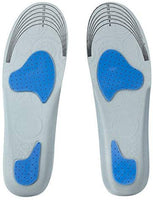 Soft Sole Insoles Men's High Arch Performance Full-Length Foam Shoe Insert - ibspot