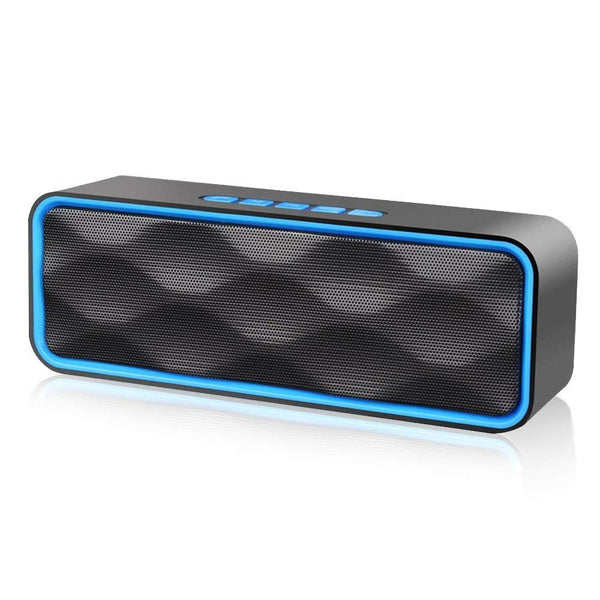 Compact Portable Bluetooth Wireless Speaker - ibspot