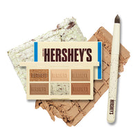 [Etude House] HERSHEY'S Chocolate Eyeshadow Pallette & Brush Set (Cookies N Cream)