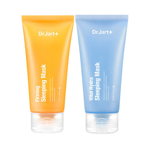 [Dr.jart+] Special Package Dermask Sleeping Masks (2 Packs, Firming & Vital Hydra)