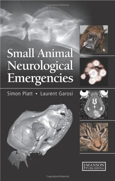 [Brand New] Small Animal Neurological Emergencies 1st Edition - Hardcover - ibspot