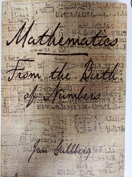 [Used / Very Good] Mathematics: From the Birth of Numbers Hardcover – 1997