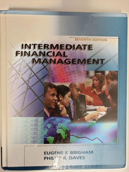 [Used / Very Good] Intermediate Financial Management with Student CD-ROM 7th Edition - Hardcover