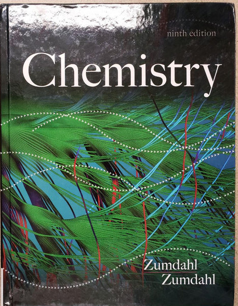 [New] Chemistry 9th Edition - Hardcover - ibspot