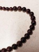 [Handmade Jewelry] Red Garnet Necklace ★ Get Free Jewelry Box ★ - ibspot