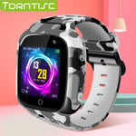 Torntisc Kids Smart Watch with Colorful Screen, GPS SOS one-click Call - ibspot