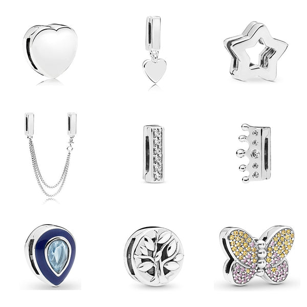 Original 925 Sterling Silver Jewelry
