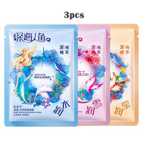 Women Facial Mask Seet (3 pcs)