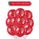 Christmas Inflatable Crutches Ornaments for Christmas Tree Decor - ibspot