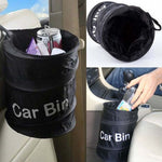 Car Waste Basket Bin