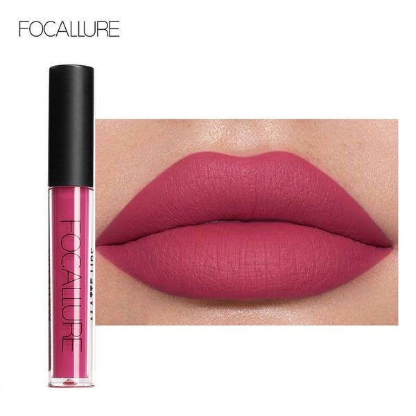 Sexy Matte  Long Lasting Waterproof Liquid Lip Gloss
