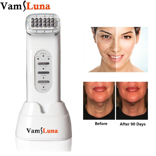 VamsLuna Thermage Facial RF Radio Frequency For Lifting Face, Lift Body SKin, Wrinkle Removal, Skin Tightening Beauty Care - ibspot