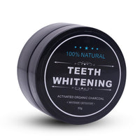 Teeth Whitening Bamboo Charcoal Toothbrush Soft-bristle Wooden Tooth Brush Tooth Powder Oral Hygiene Cleaning - ibspot
