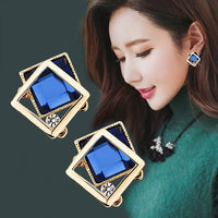 Women Bijoux Simulated Pearls Earring Pendents