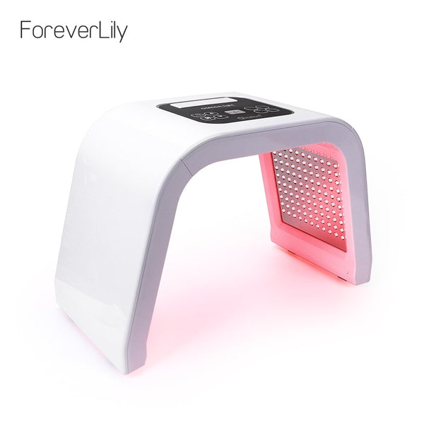 Professional 7 Colors PDF Led Mask Facial Light Therapy Skin Rejuvenation Device Spa Acne Remover Anti-Wrinkle BeautyTreatment - ibspot