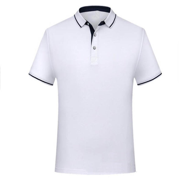 New Summer  polo Women\man shirt high quality cotton short sleeve shirt summer breathable solid Women polo shirt - ibspot