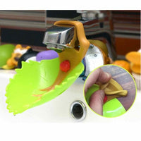 Cute Cartoon Frog Shape Bathroom Sink Faucet Extender Kids Hand Washing Tools Washing Hand Training Tool for Children Kids Babys - ibspot