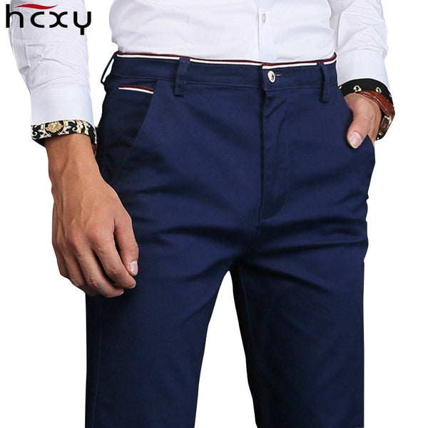 New fashion Mens Casual Pants and high quality Work Pants Cotton Formal size