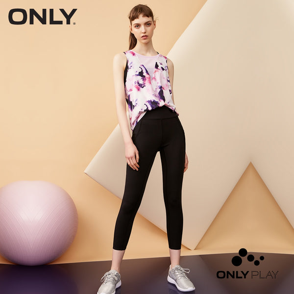 ONLY PLAY Stretch Gauzy Leggings |118165508 - ibspot