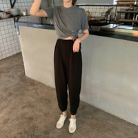 Two piece set tracksuit women summer clothes for women conjuntos de mujer women two piece outfit casual Korean 2 piece set women