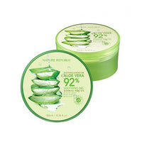 [Nature Republic] Authentic Aloe Vera 92% Soothing and Moisture Gel, 300ml / 10.56 fl oz