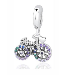 Sterling Silver Charms for Bracelets and Necklaces