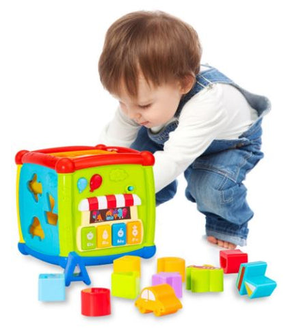 6-in-1 Learning Music Box