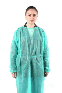 AAMI Level 2 Isolation Gowns - Large