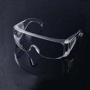 Clear Safety Anti Fog Goggles Glasses for Work, Lab, & Outdoor Eye Protection