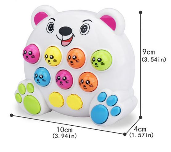 Music, Rhymes and Stories light up Hamster