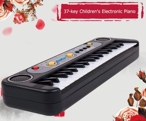 Children's Piano with 37 Keys