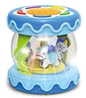 Music Activities Lightup Carousel