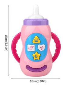 Lights and Sounds Baby Toy Bottle