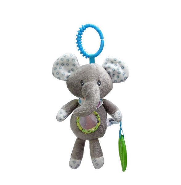 Baby Rattles Stroller/Crib Hanging Soft Toys