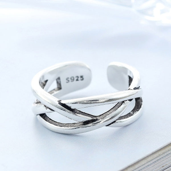 Beautiful 925 Sterling Silver Rings - Various Styles