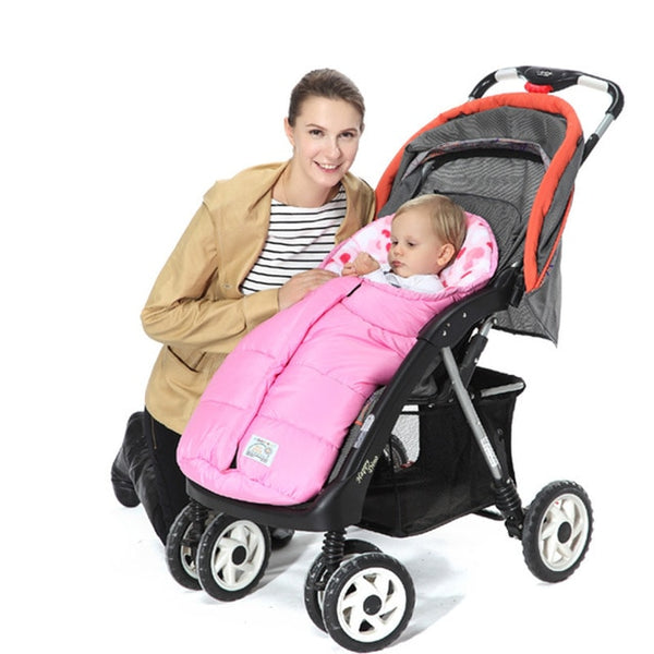 Warm Winter baby Sleeping Bag Sleepsack For Stroller