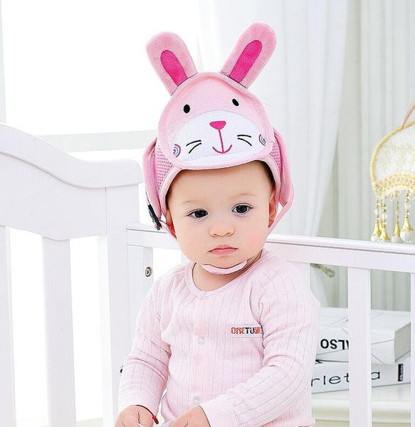 Infant Soft Hat Helmet/Anti-Collision Baby Safety Helmet