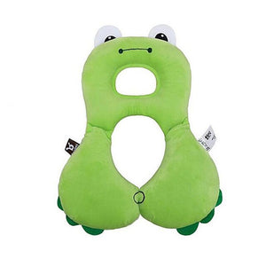Memory Foam Anti Roll / Head Positioner Pillow for Newborn