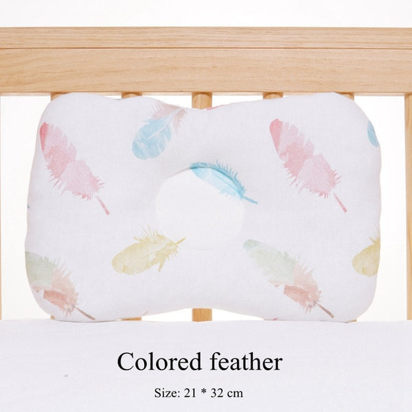 Infant Baby Anti Roll / Head Positioner Pillow