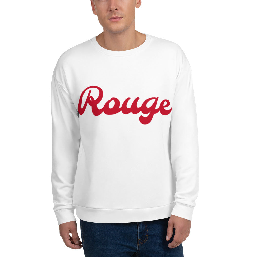 Rouge Love Unisex Sweatshirt