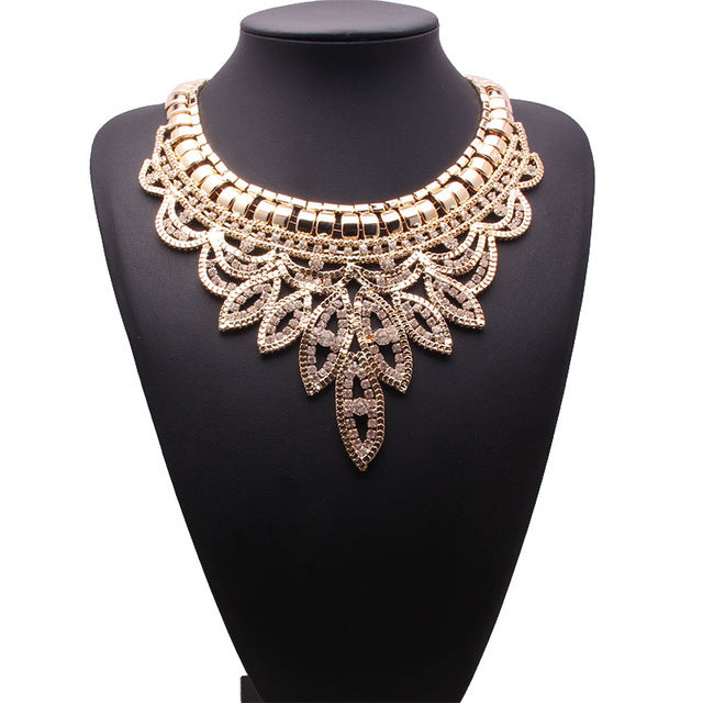 L O V E Make A Statement Necklace