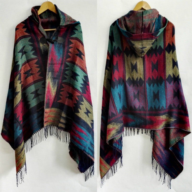 Multi function Bohemian Shawl
