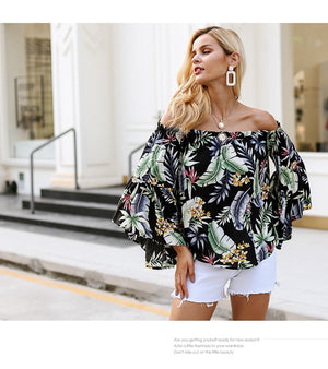 Boho Beach Blouse