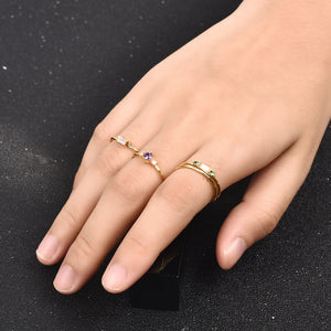 Boho Rings (4 pieces)