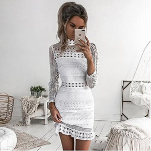 Sexy Lace and Elegant Dress