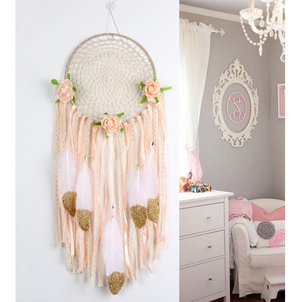 Dream Catcher, Handmade Boho Dreaming