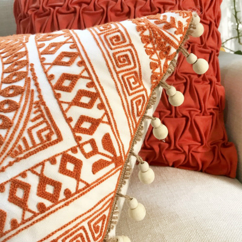 Boho Moroccan Cushion Pillow Cover
