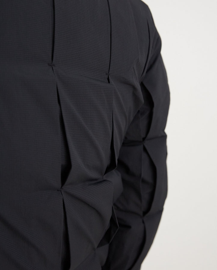 3.1 Down Center Jacket - Black MENS POST ARCHIVE FACTION (PAF)